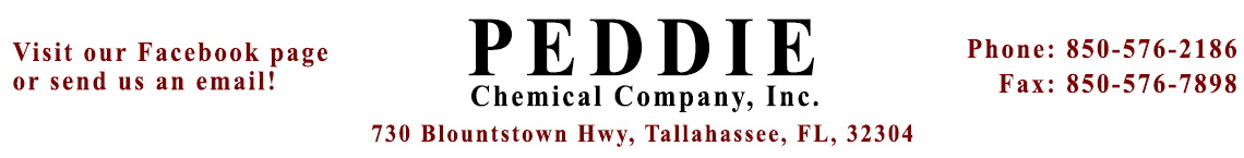 Peddie Chemical Company